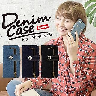 Denim Case for iPhone 6/6S
